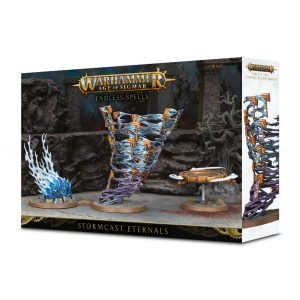 Games Workshop Age of Sigmar  Stormcast Eternals Endless Spells: Stormcast Eternals - 99120218032 - 5011921098637