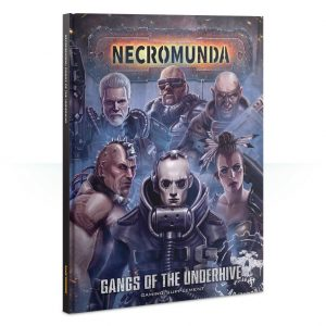 Games Workshop Necromunda  Necromunda Necromunda: Gangs Of The Underhive - 60040599018 - 9781788263405