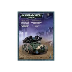 Games Workshop (Direct) Warhammer 40,000  Astra Militarum Astra Militarum Manticore / Deathstrike Missile Launcher - 99120105049 - 5011921018857