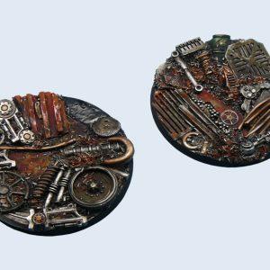Micro Art Studio   Trash Bases Trash Bases, Round 60mm (1) - B01423 - 5900232357246