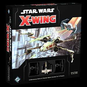 Fantasy Flight Games Star Wars: X-Wing  First Order - X-wing Star Wars X-Wing: Second Edition - FFGSWZ01 - 841333105587