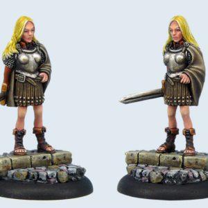 Micro Art Studio   Discworld Miniatures Discworld Angua von Uberwald (1) - D01700 - 5900232352180