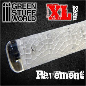 Green Stuff World   Rolling Pins MEGA Rolling Pin PAVEMENT - 8436554364763ES - 8436554364763