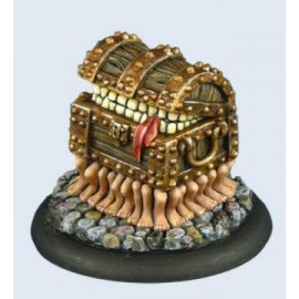 Micro Art Studio   Discworld Miniatures Discworld Luggage (1) - D00600 - 5900232352067