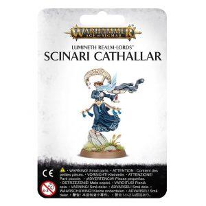 Games Workshop Age of Sigmar  Lumineth Realm-lords Lumineth Realm-lords Scinari Cathallar - 99070210004 - 5011921136957