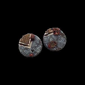 Micro Art Studio   Triad Bases Triad Bases, Round 60mm (1) - B04723 - 5907652560041
