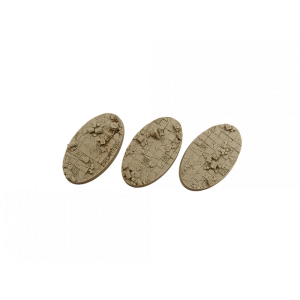 Micro Art Studio   Ancient Bases Ancient Bases, Oval 75mm (2) - B03175 - 5900232357079