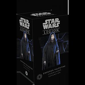 Fantasy Flight Games Star Wars: Legion  The Galactic Empire - Legion Star Wars Legion: Emperor Palpatine - FFGSWL22 - 841333105570