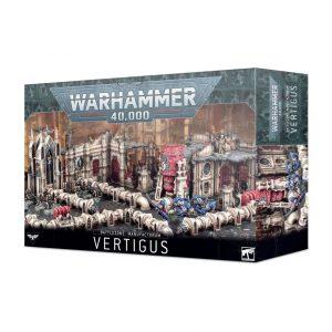 Games Workshop   40k Terrain Battlezone: Manufactorum – Vertigus - 99220199083 - 5011921141029
