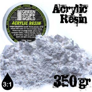 Green Stuff World   Mold Making Acrylic Resin 350gr - 8436554368457ES - 8436554368457