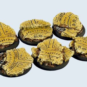 Micro Art Studio   Temple Bases Temple Bases, WRound 40mm (2) - B01042 - 5900232350049