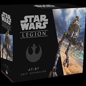 Fantasy Flight Games Star Wars: Legion  The Rebel Alliance - Legion Star Wars Legion: AT-RT Unit - FFGSWL04 - 841333104467