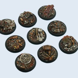 Micro Art Studio   Trash Bases Trash Bases, WRound 30mm (5) - B01441 - 5900232357567