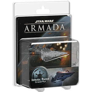 Fantasy Flight Games Star Wars: Armada  The Galactic Empire - Armada Star Wars Armada Imperial Raider - FFGSWM15 - 9781633441170