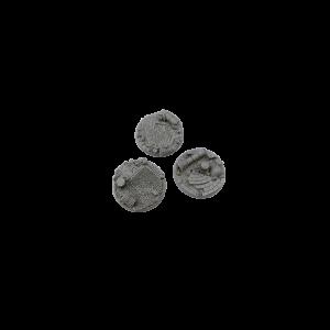 Micro Art Studio   Halodynes Bases Halodyne Bases, Round 50mm (2) - B04531 - 5900232359134