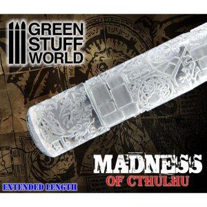 Green Stuff World   Rolling Pins Rolling Pin MADNESS OF CTHULU - 8436554368624ES - 8436554368624