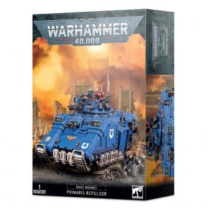 Games Workshop Warhammer 40,000  Space Marines Space Marines Primaris Repulsor - 99120101311 - 5011921142408