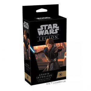 Fantasy Flight Games Star Wars: Legion  The Galactic Republic - Legion Star Wars Legion: Anakin Skywalker Commander - FFGSWL74 - 841333112240