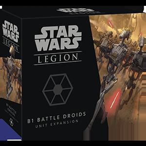 Fantasy Flight Games Star Wars: Legion  Separatist Alliance - Legion Star Wars Legion: B1 Battle Droids - FFGSWL49 - 841333109257