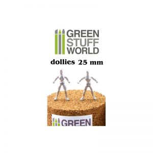 Green Stuff World   Green Stuff World Tools Flexible Armatures in 25 mm - 8436554365555ES - 8436554365555