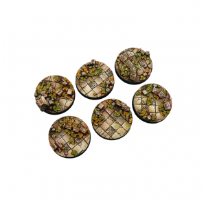 Micro Art Studio   Ancient Bases Ancient Bases, Round 40mm (2) - B03122 - 5900232358588