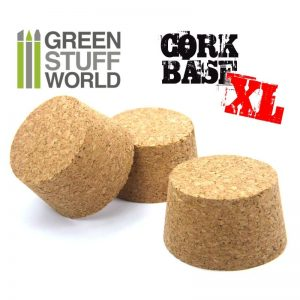 Green Stuff World   Green Stuff World Tools Sculpting Cork XL for armatures - 8436554364329ES - 8436554364329