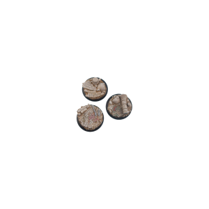 Micro Art Studio   Halodynes Bases Halodyne Bases, WRound 40mm (2) - B04542 - 5900232360222