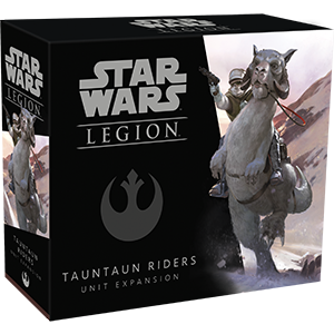 Fantasy Flight Games Star Wars: Legion  The Rebel Alliance - Legion Star Wars Legion: Tauntaun Riders - FFGSWL40 - 841333107758