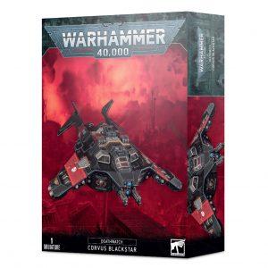 Games Workshop Warhammer 40,000  Deathwatch Deathwatch Corvus Blackstar - 99120109016 - 5011921149032