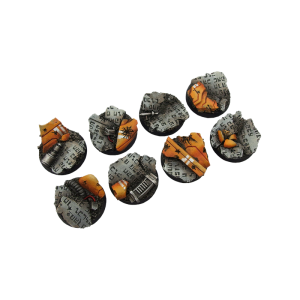 Micro Art Studio   Tau Ceti Bases TauCeti Bases, Round 32mm (4) - B04220 - 5900232351503