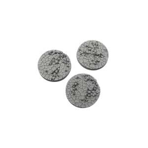 Micro Art Studio   Chaos Waste Bases Chaos Waste Bases, Round 50mm (2) - B03631 - 5905133597906