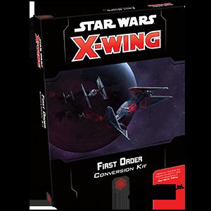 Fantasy Flight Games Star Wars: X-Wing  First Order - X-wing Star Wars X-Wing: First Order Conversion Kit - FFGSWZ18 - 841333106713