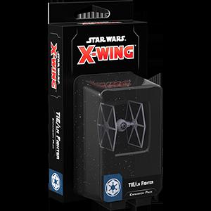 Fantasy Flight Games Star Wars: X-Wing  The Galactic Empire - X-wing Star Wars X-Wing: TIE/In Fighter - FFGSWZ14 - 841333106065