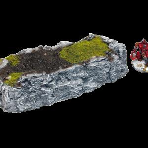 Micro Art Studio   Micro Art Studios Terrain Outpost - Ridge (1) - F00055 -
