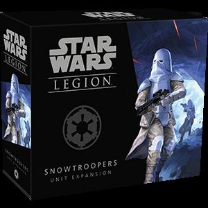 Fantasy Flight Games Star Wars: Legion  The Galactic Empire - Legion Star Wars Legion: Snowtroopers - FFGSWL11 - 841333104870