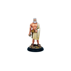 Micro Art Studio   Discworld Miniatures Discworld Gods - Blind Io - D05200 - 5900232350995