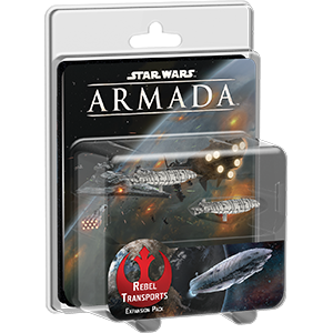 Fantasy Flight Games Star Wars: Armada  The Rebel Alliance - Armada Star Wars Armada: Rebel Transports - FFGSWM19 - 841333100490