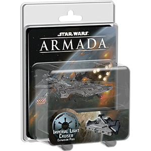 Fantasy Flight Games Star Wars: Armada  The Galactic Empire - Armada Star Wars Armada: Imperial Light Cruiser - FFGSWM22 - 841333101732