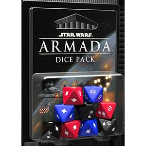 Fantasy Flight Games Star Wars: Armada  Star Wars Armada Essentials Star Wars Armada: Dice Pack - FFGSWM09 - 9781633440661