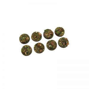 Micro Art Studio   Star Wars Legion Bases SWL Forest Bases 27mm (5) - B00561 - 5900232360345