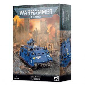 Games Workshop Warhammer 40,000  Space Marines Space Marine Razorback - 99120101319 - 5011921142484