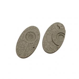 Micro Art Studio   Arcane Bases Arcane Bases, Oval 90mm (2) - B03990 - 5900232355433