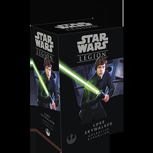 Fantasy Flight Games Star Wars: Legion  The Rebel Alliance - Legion Star Wars Legion: Luke Skywalker - FFGSWL56 - 841333109288