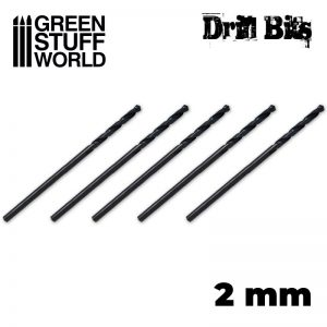 Green Stuff World   Green Stuff World Tools Drill bit in 2 mm - 8436554365470ES - 8436554365470
