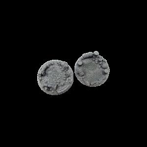 Micro Art Studio   Halodynes Bases Halodyne Bases, Round 60mm (1) - B04523 - 5900232351107