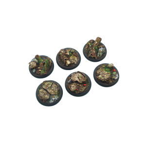 Micro Art Studio   Forest Bases Forest Bases, Wround 40mm (2) - B00542 - 5900232360536