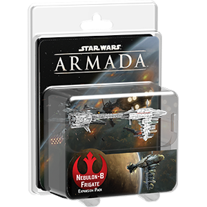 Fantasy Flight Games Star Wars: Armada  The Rebel Alliance - Armada Star Wars Armada Nebulon-B Frigate - FFGSWM04 - 9781616619961