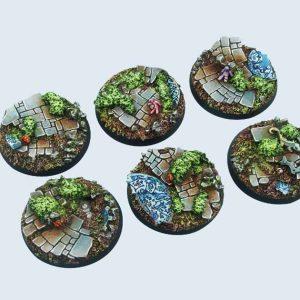 Micro Art Studio   Mystic Bases Mystic Bases, Round 40mm (2) - B00722 - 5900232350902