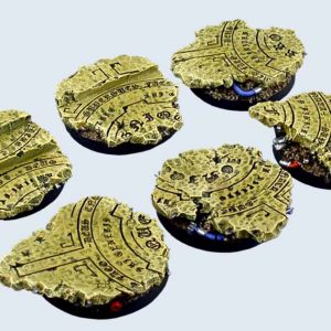 Micro Art Studio   Temple Bases Temple Bases, Round 40mm (2) - B01022 - 5905133597555