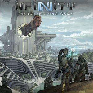 Modiphius Infinity RPG  Infinity RPG Infinity RPG: Haqqislam Supplement - MUH050253 - 9781912200382